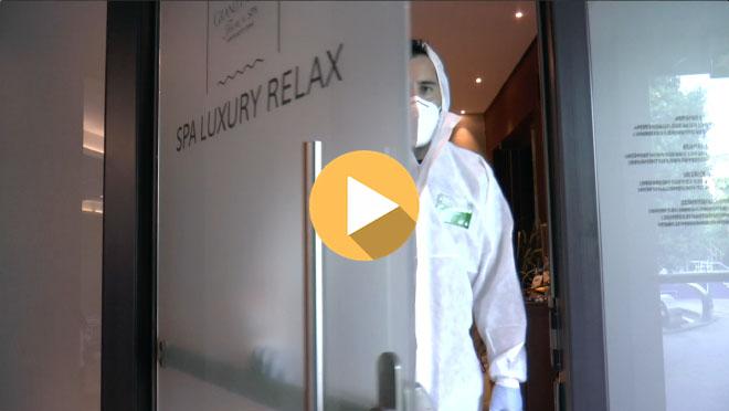 Il Grand Hotel Terme & SPA di Montegrotto affida a Elite Ambiente la sanificazione degli ambienti